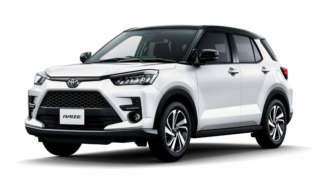 2021 Toyota Raize Exterior 080
