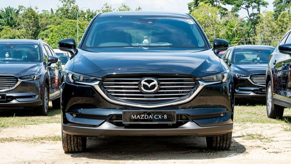 Mazda CX 8 2019 Exterior 002