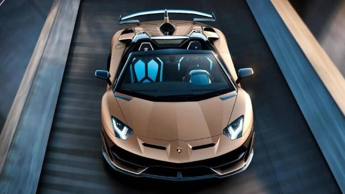 Lamborghini Aventador 2019 Exterior 003