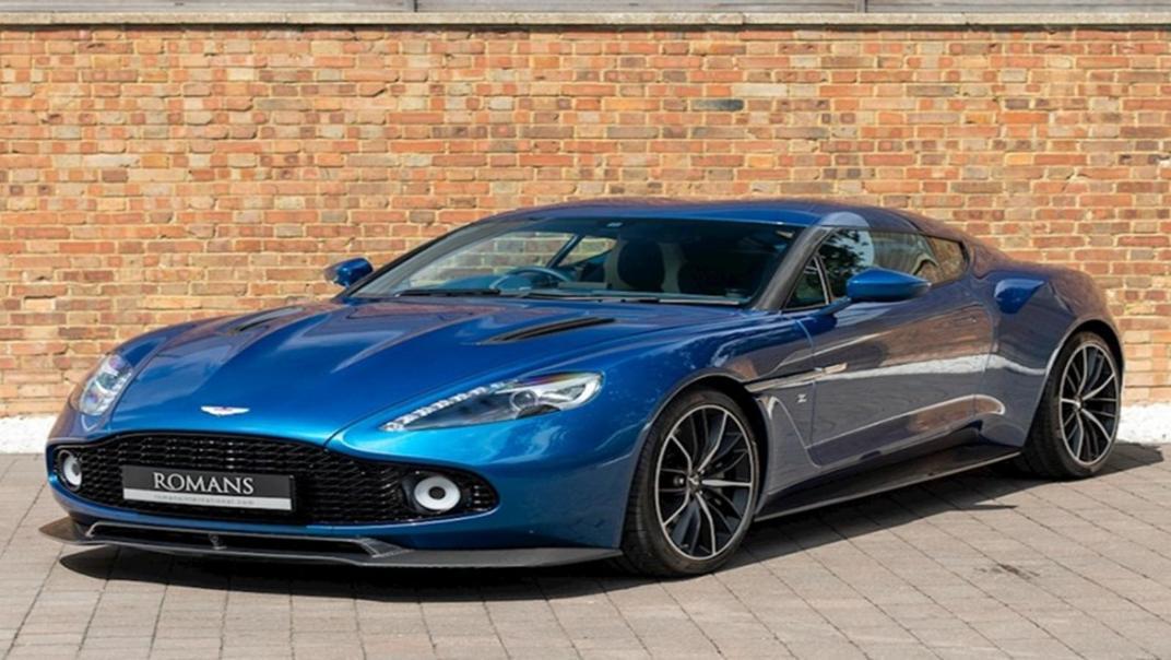 Aston Martin Vanquish 2019 Exterior 008