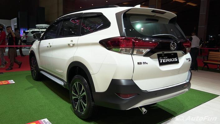 2021 Daihatsu Terios Exterior 004