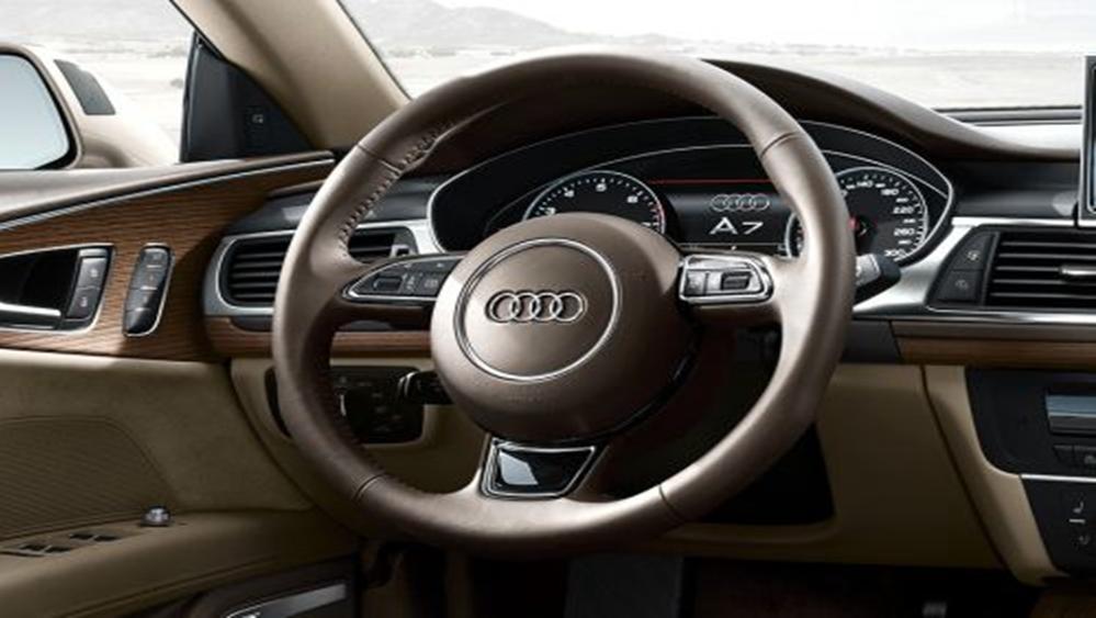 Audi A7 2019 Interior 003