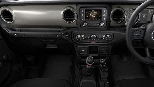 Jeep Wrangler 2019 Interior 002