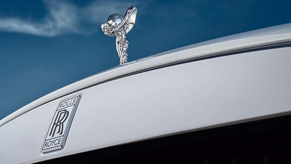 Rolls Royce Ghost 2019 Exterior 011