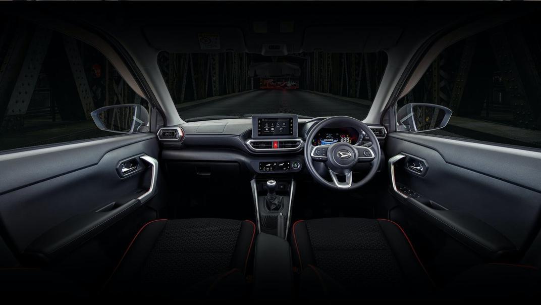 2021 Daihatsu Rocky Interior 001