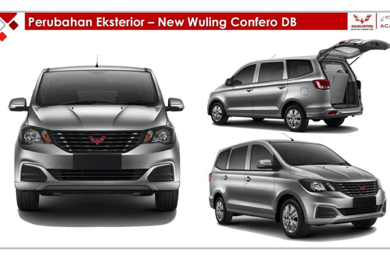 Ternyata Wuling Confero Juga Ikut Facelift, Perubahannya Lebih Minim! 02