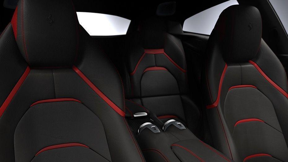 Ferrari GTC4Lusso T 2019 Interior 006