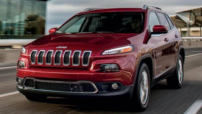 Jeep Cherokee 2019 Exterior 010