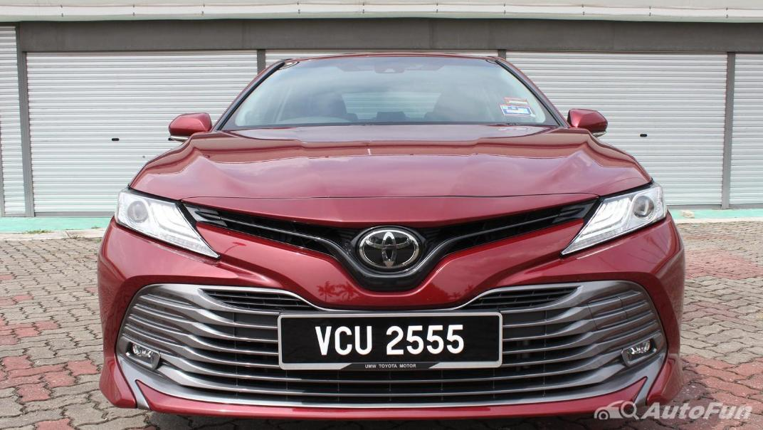Toyota Camry 2019 Exterior 028