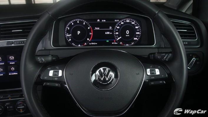 Volkswagen Golf 2019 Interior 004
