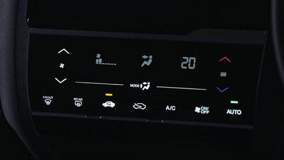 Honda WRV 2019 Interior 004