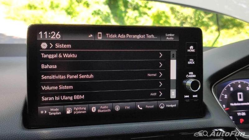 Honda Civic 2022 Indonesia -1