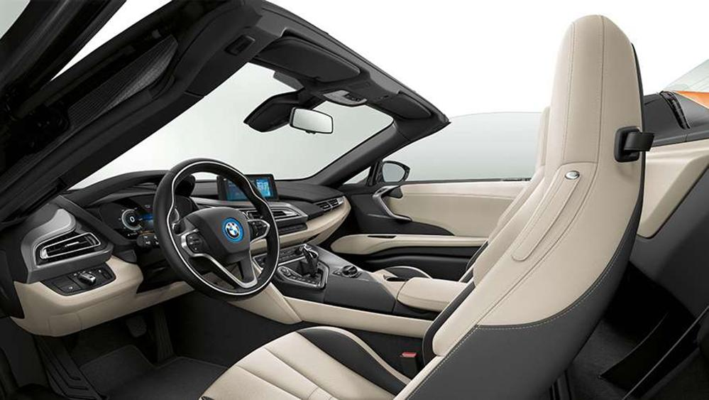 BMW I9 Roadster 2019 Interior 004