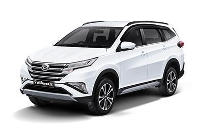 Daihatsu Terios X A/T Deluxe
