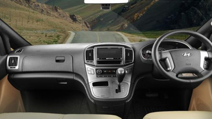 Hyundai Starex 2019 Interior 001