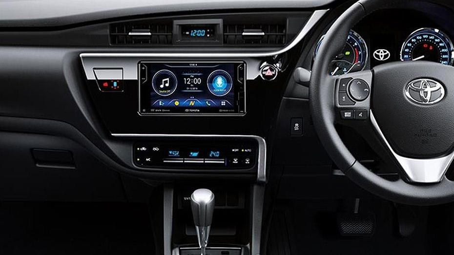 Toyota Corolla Altis 2019 Interior 157