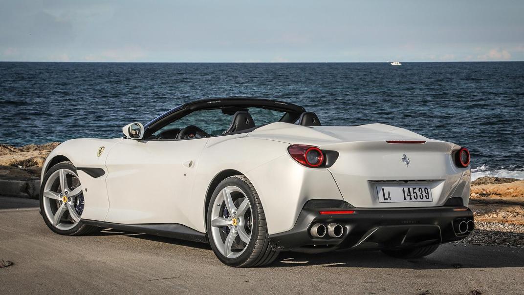 Ferrari Portofino 2019 Exterior 008