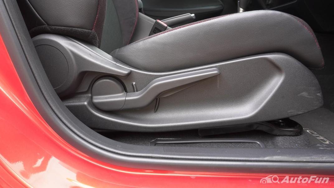 2021 Honda City Hatchback RS 1.5 CVT Interior 008