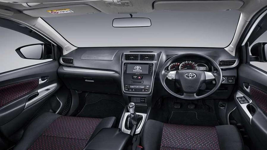 Toyota Avanza Veloz 2019 Interior 001