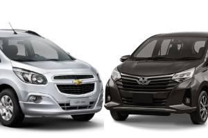 Harga Rp 100 Jutaan, Simak Kelebihan Chevrolet Spin Diesel Yang Lebih Layak Dipilih Dari Toyota Calya