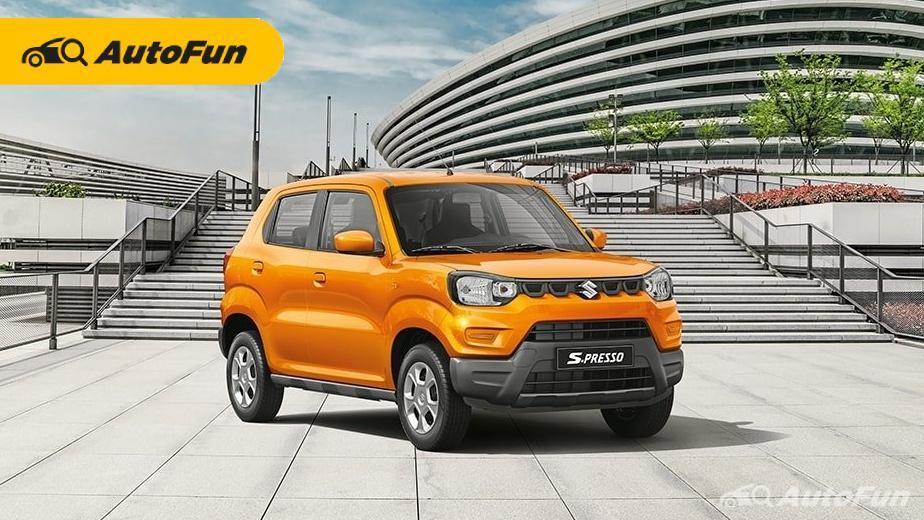 Paten Nama Suzuki S-Presso Sudah Terdaftar di HAKI, Siap Masuk Indonesia? 01