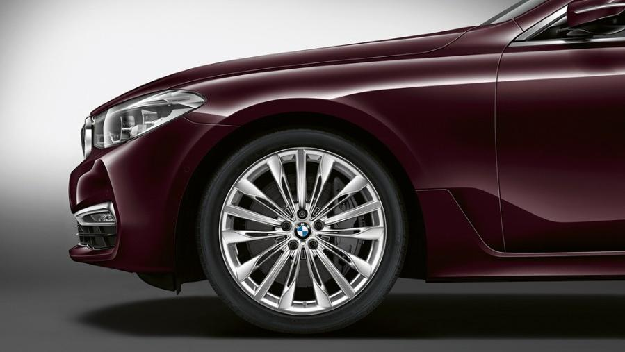 BMW 6 Series Gran Turismo 2019 Exterior 013