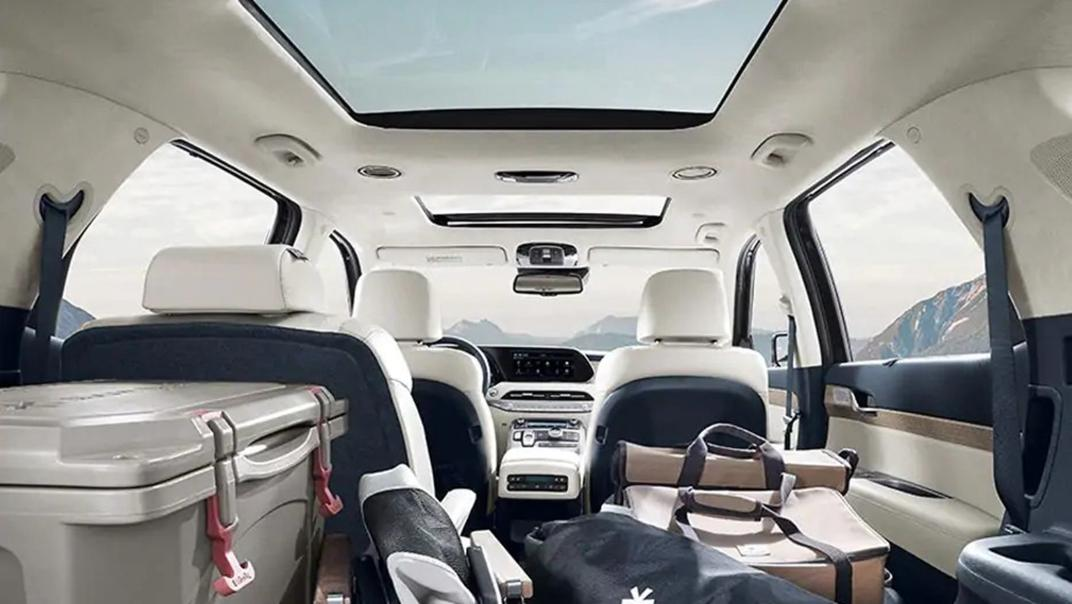 2021 Hyundai Palisade Interior 016