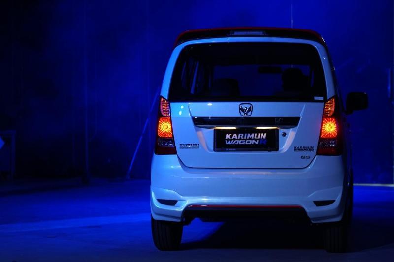 Suzuki Luncurkan 'SUPER car' Karimun Wagon R 50th Anniversary Edition 02