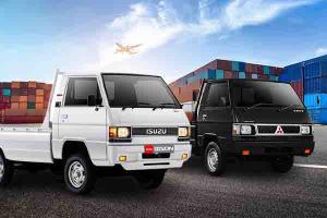 Wujudnya Terlihat Sama, Ini Perbedaan Isuzu Bison dengan Mitsubishi L300