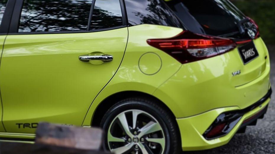 Toyota Yaris 2019 Exterior 077