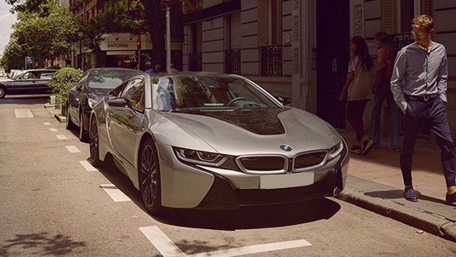 BMW I8 Coupe 2019 Exterior 003