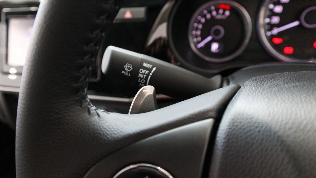 Honda City 2019 Interior 008