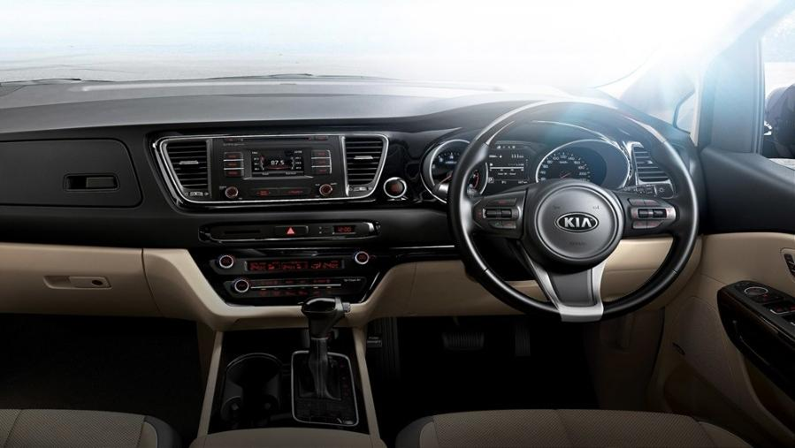 Kia Grand Sedona 2019 Interior 001