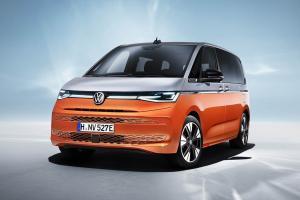 VW Transporter T7 Hybrid, Reinkarnasi VW Kombi Hasil Kawin Silang dengan Ford Transit