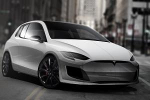 pemerintah tengah 'menggoda' Tesla untuk bisa masuk Indonesia. Tesla akan melunculkan model lebih mudah dari model 3 di Indonesia?