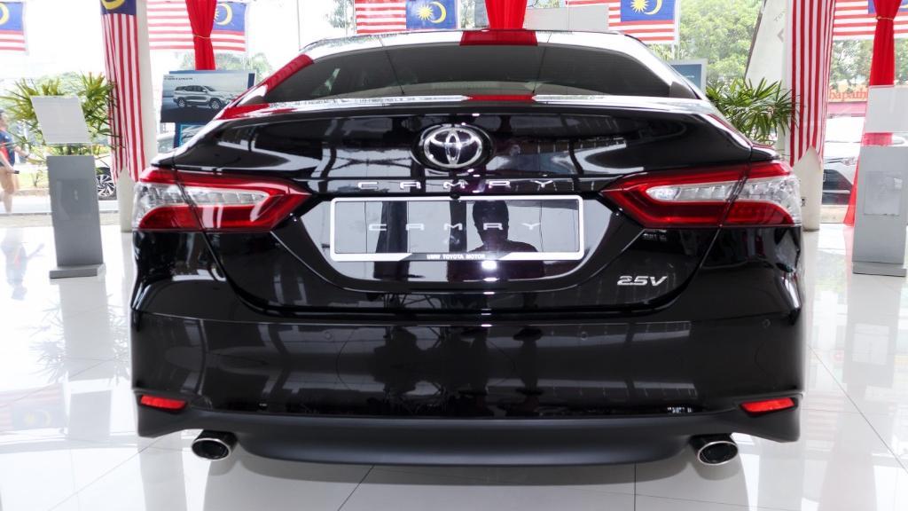 Toyota Camry 2019 Exterior 005