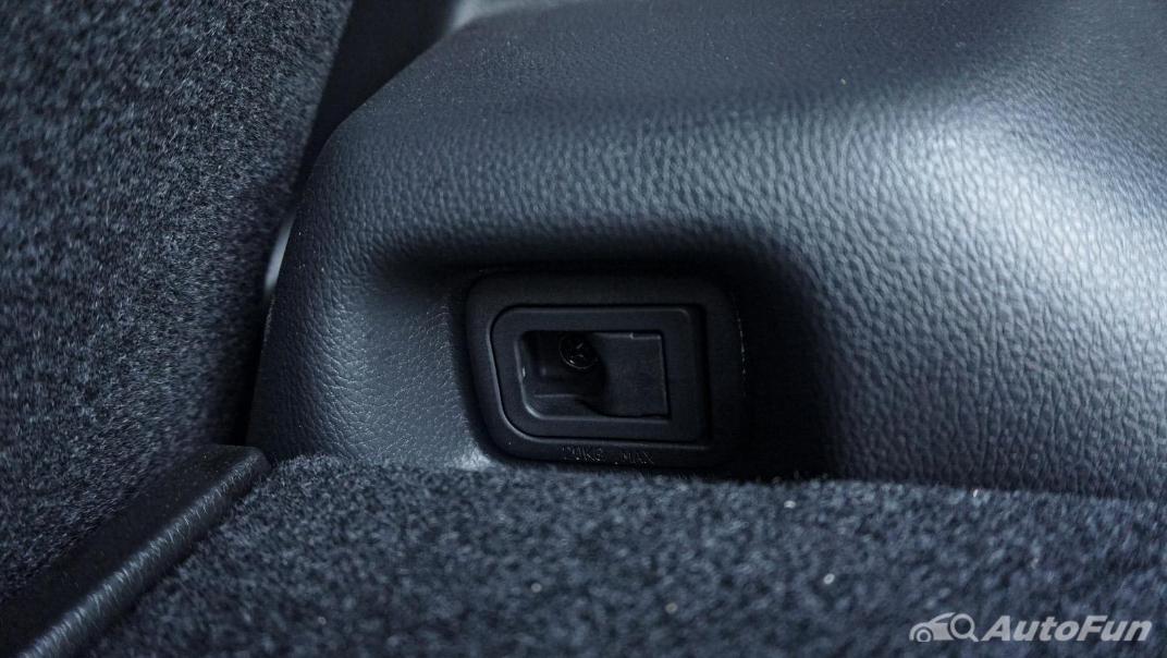 Mitsubishi Eclipse Cross 1.5L Interior 097
