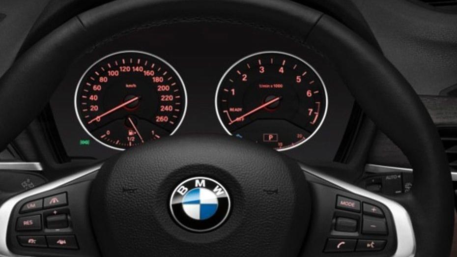 BMW X1 2019 Interior 003