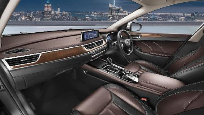 DFSK Glory i-Auto 2019 Interior 002