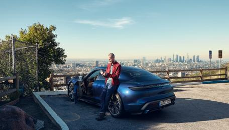 2021 Porsche Taycan Turbo Plus Daftar Harga, Gambar, Spesifikasi, Promo, FAQ, Review & Berita di Indonesia | Autofun
