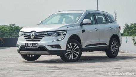 Gambar Renault Koleos