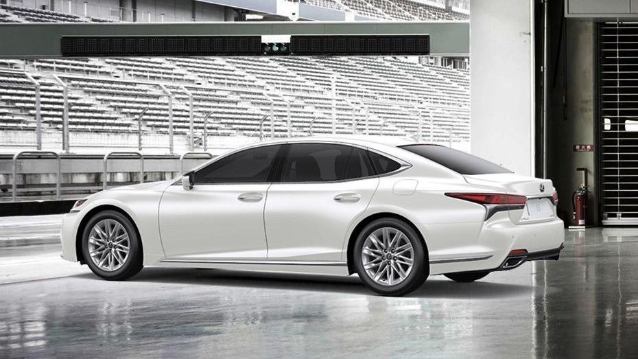 Lexus LS 2019 Exterior 009