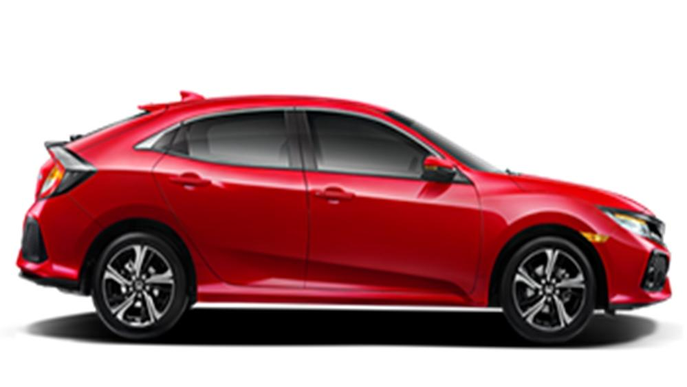 Honda Civic Hatchback 2019 Exterior 009