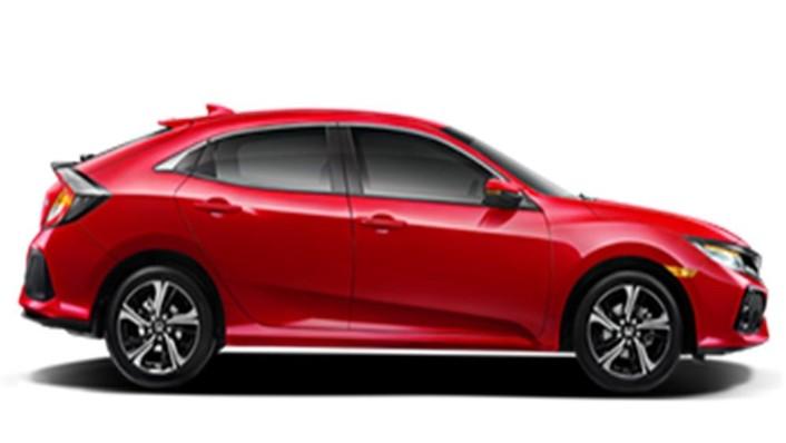 Honda Civic Hatchback 2019 Exterior 009