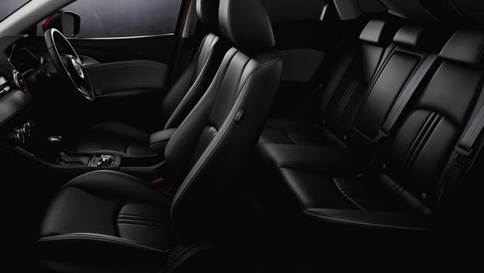 Mazda CX 3 2019 Interior 010