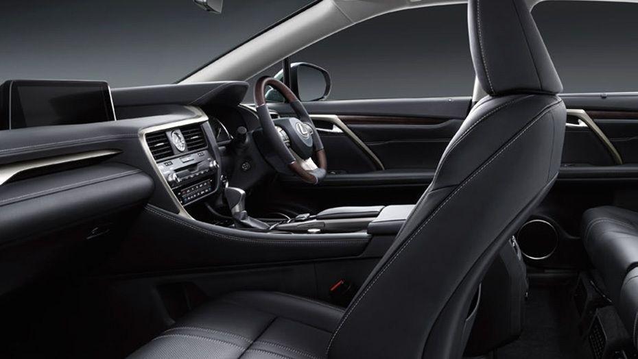 Lexus RX 2019 Interior 004
