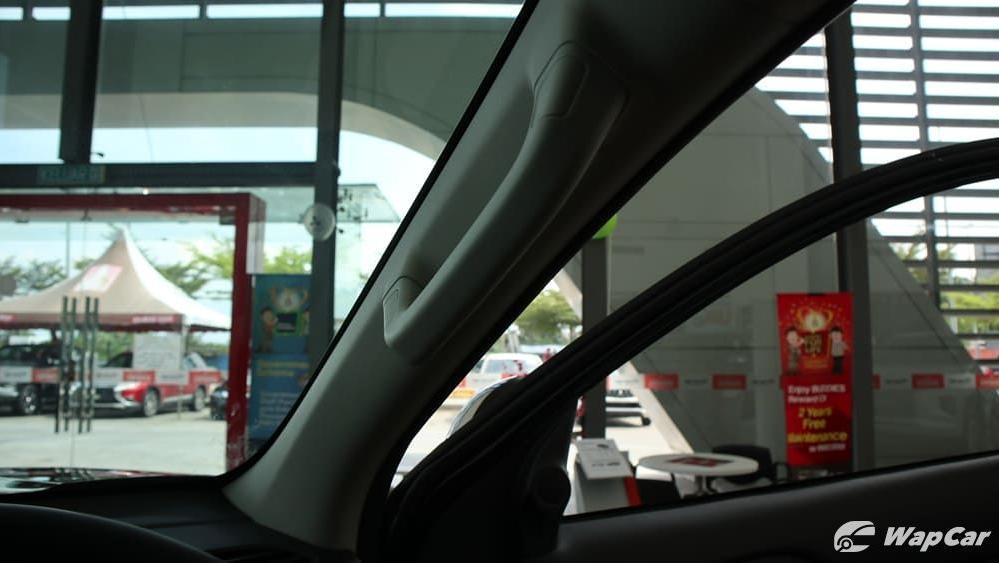 Mitsubishi Triton 2019 Interior 042