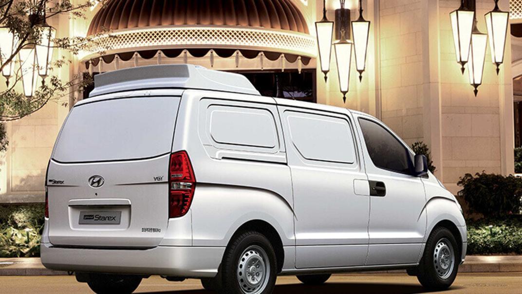 Hyundai Starex 2019 Exterior 006