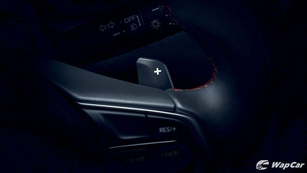 Honda City 2019 Interior 166