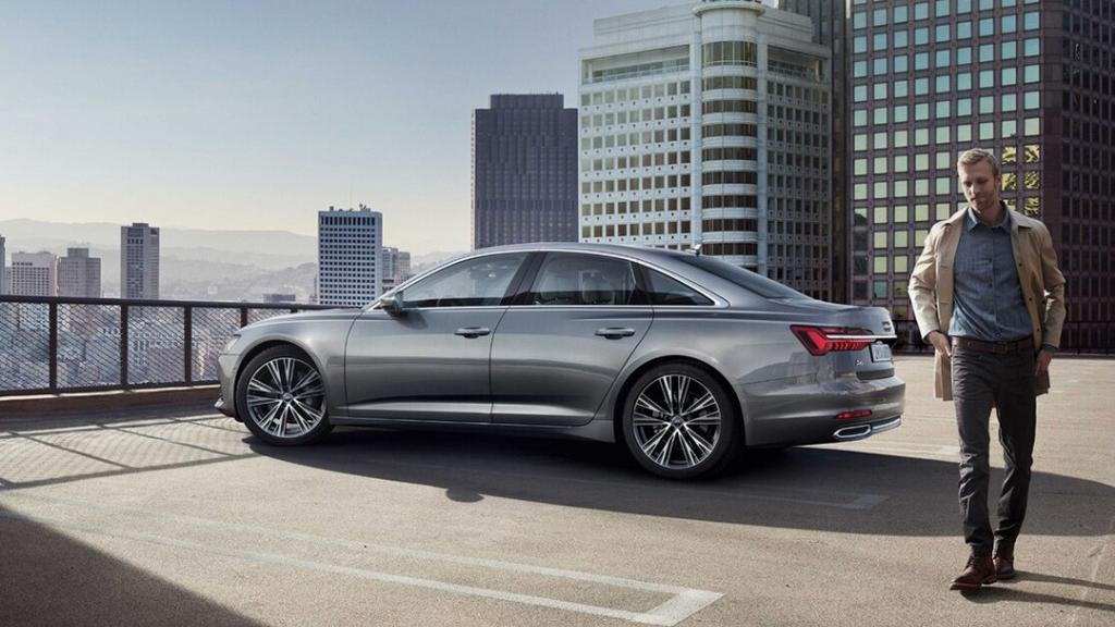 Audi A6 2019 Exterior 010